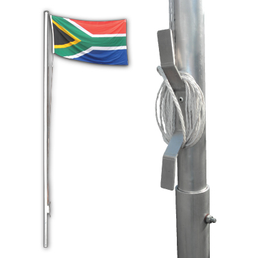 Flag Pole 6000mm