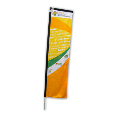 Telescopic Flags