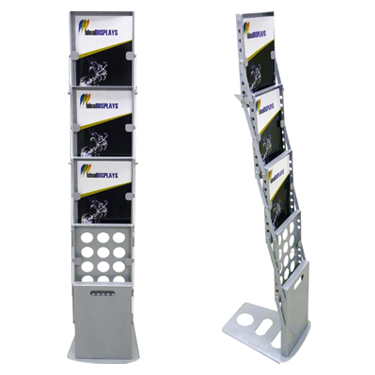 Brochure Stand Line Up