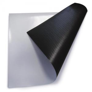 PVC-Black back-Prints