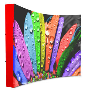 Cloth-Banner-Wall-Curve-with-closed-sides